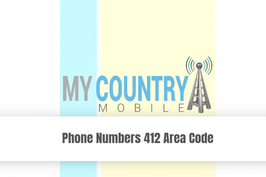SEO title preview: Phone Numbers 412 Area Code - My Country Mobile
