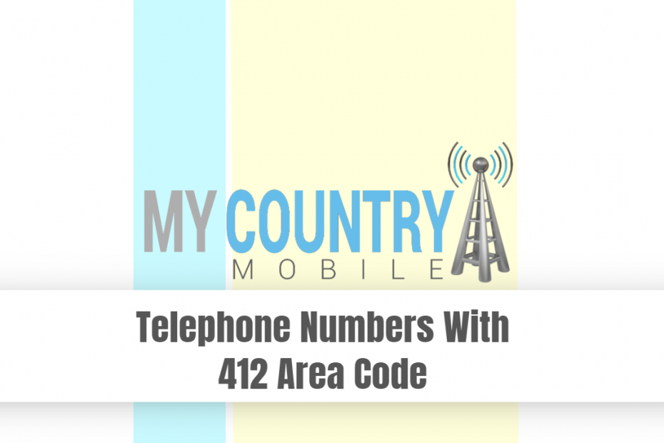 SEO title preview: Telephone Numbers With 412 Area Code - My Country Mobile